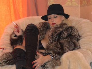 dominatrixchris - Sexcams - I?m a sophisticated, demanding real life Mistress, who loves the control, discipline and humiliation of submissive males and females.I control your Mind, Soul and Body. I enjoy watching you begging ?.being humiliated?.paying to be able to be watched by Me. I only pay attention to you when I want to, and only if you pay the tribute. My time online is precious, so make sure you get my attention by paying, making me gifts, My interests are using you: Legs, Heels, Hypnosis, Cross-dressing, Feminisation and Sissification, Strap-on training, Cuckolding and more ?.there is only one RULE:  I command - you obey. I love gifts, so make sure to send me gifts, money, pay for my used stockings, outfits. pay for my attention.