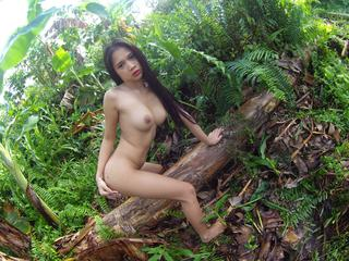 CherryAss -  Hot, fiery, Asian chick!
