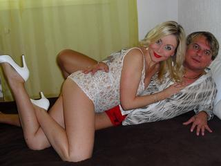 SexyCouple24 geile Sexcam Schlampe