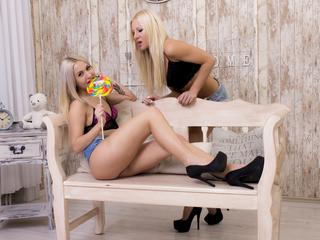 BlondyStars - Sexcams - Hey guys,    We are Tara and Foxy two beautiful girls... Come and let`s have some fun together.... :)  The success is guaranteed with us together... :) We have a lot of toys to play with you... :P    Waiting for you xoxoxoxoxoxo